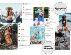 Link To Influencer Marketing Case Study: Single Prop Rum